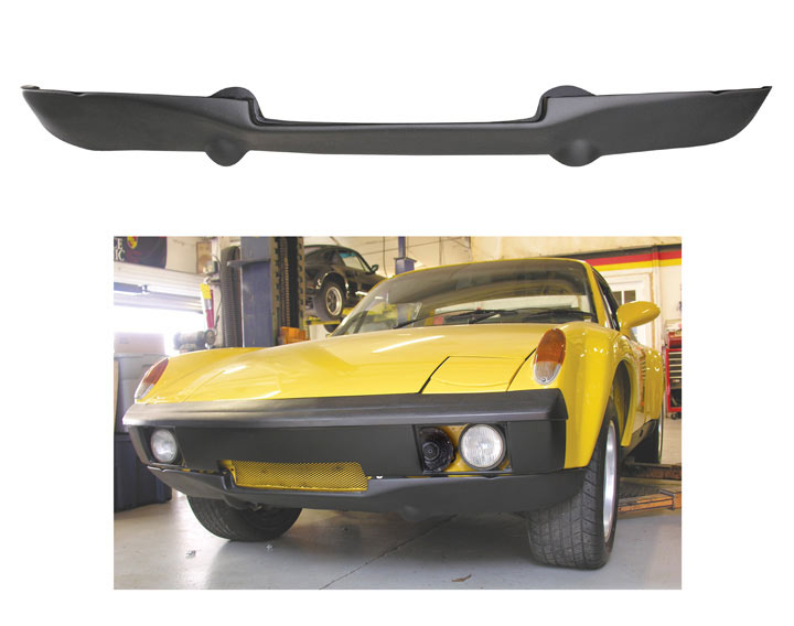 Porsche 914 fender to cowl seal set beautiful reproduction of long discontinued